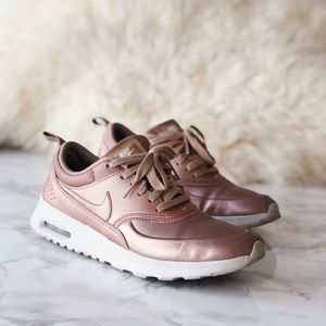 Nike Air Max Thea in Rose Gold
